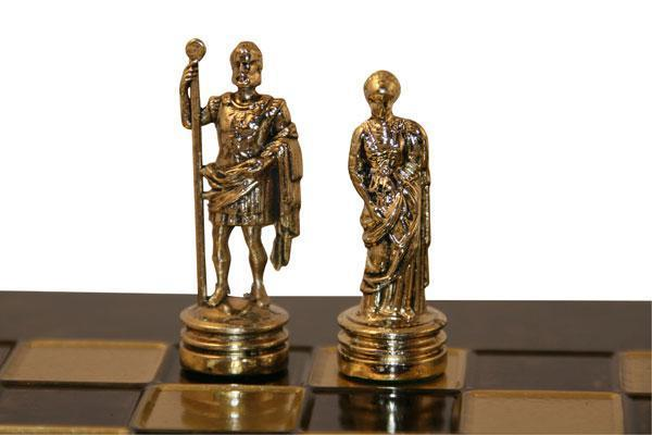 Uber Games Greek Roman Chess Set |  | MegaChess.com