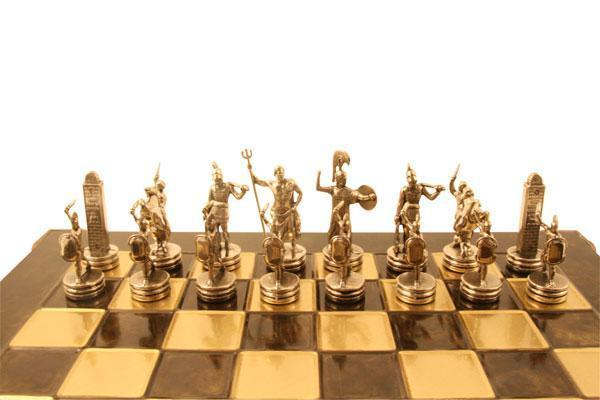Uber Games Poseidon Chess Set