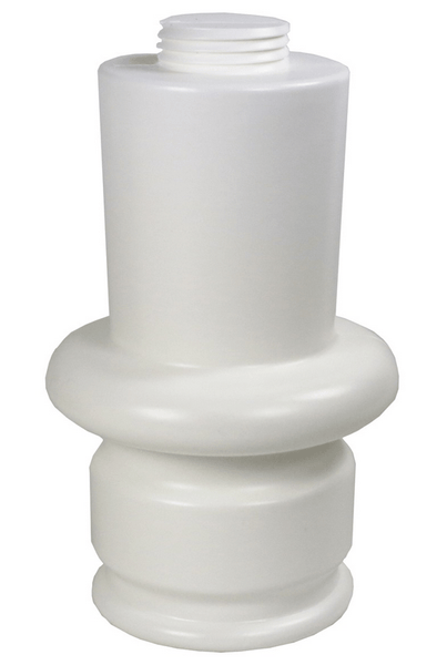 MegaChess 12 Inch Light Plastic Extension To Lengthen Giant Chess Pieces |  | MegaChess.com