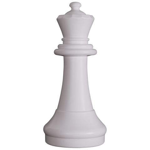 MegaChess 15 Inch Light Plastic Queen Giant Chess Piece |  | MegaChess.com