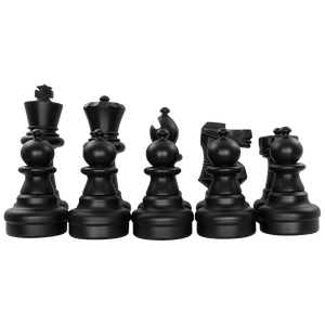 "MegaChess 25"" Chess Set - Black Side Only"