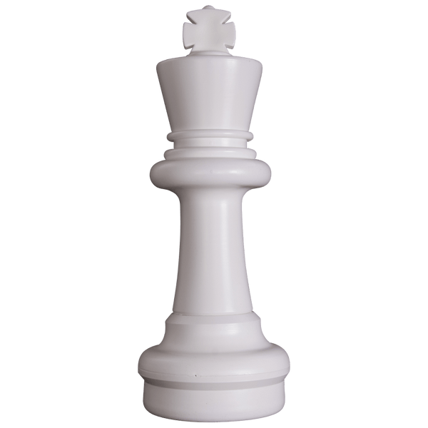MegaChess 25 Inch Light Plastic King Giant Chess Piece |  | MegaChess.com