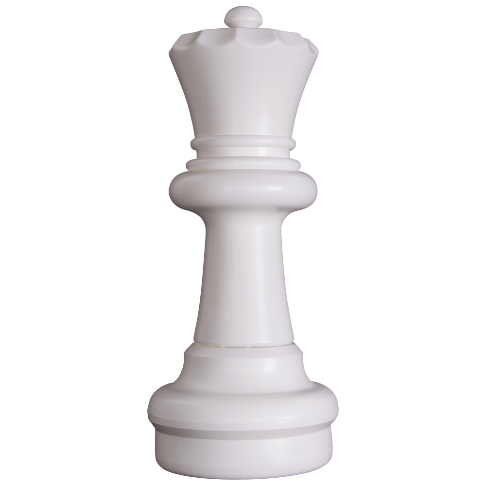 MegaChess 23 Inch Light Plastic Queen Giant Chess Piece |  | MegaChess.com