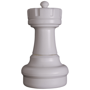 MegaChess 17 Inch Light Plastic Rook Giant Chess Piece |  | MegaChess.com