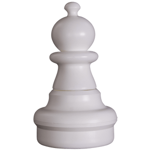 MegaChess 16 Inch Light Plastic Pawn Giant Chess Piece |  | MegaChess.com