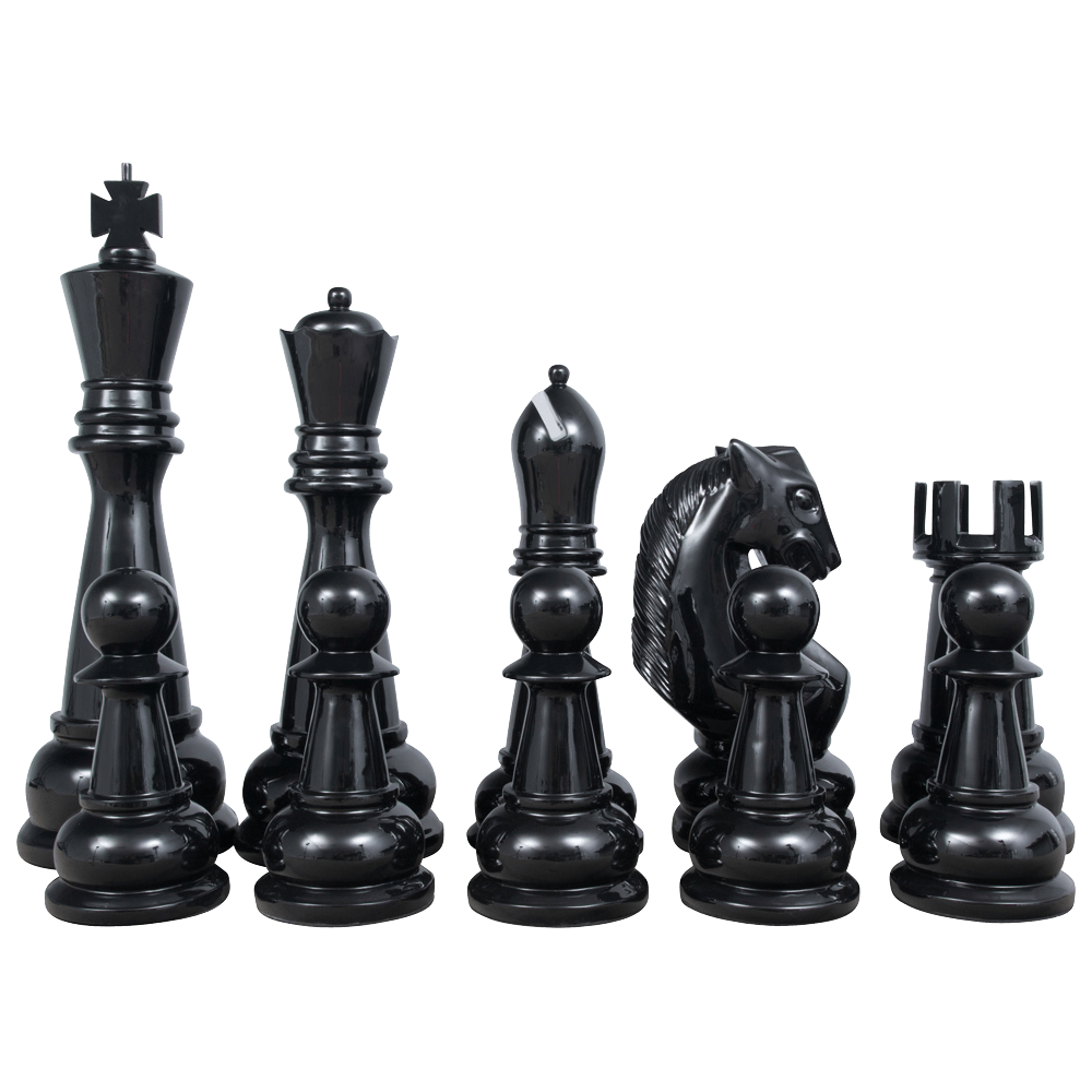MegaChess Custom 48 Inch Fiberglass Giant Chess Set |  | MegaChess.com