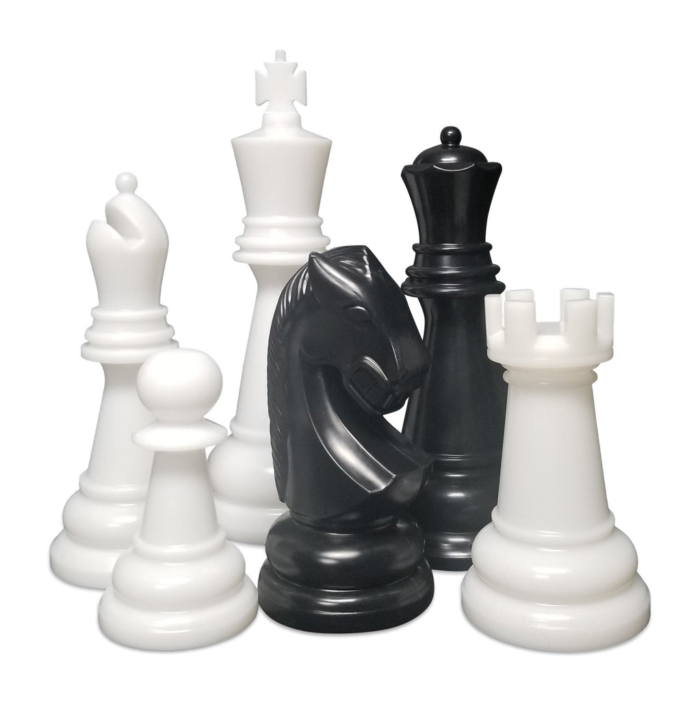The MegaChess 26 Inch Perfect Giant Chess Set | Default Title | MegaChess.com