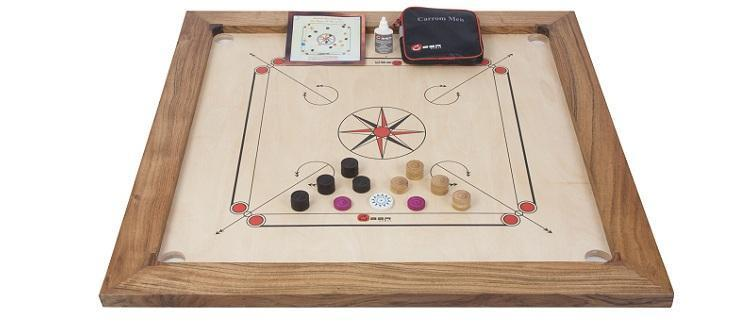 Uber Games Tournament Carrom Board |  | MegaChess.com