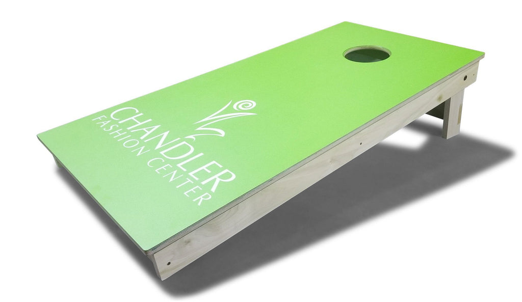 Custom All Weather Premium Tournament Size Cornhole Board - 4' x 2' |  | MegaChess.com