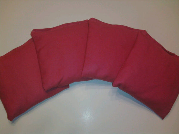 Synthetic PVC Toss Bags Set