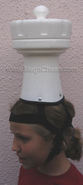 MegaChess Complete Set of Chess Hats