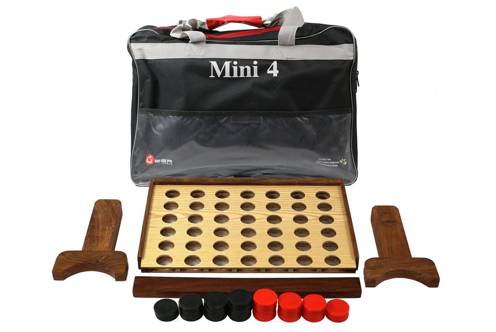 Mini 4 in a Row Game |  | MegaChess.com