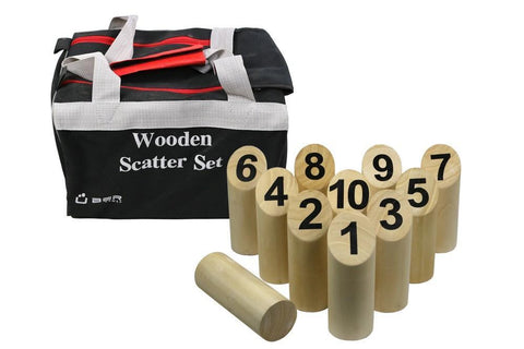 Giant Hardwood Scatter Set Uber Games |  | MegaChess.com