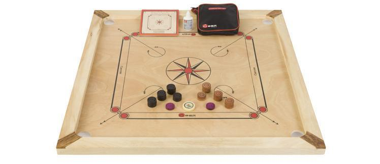 Carom Boards and Accessories