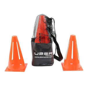 Uber Soccer Cones and Markers