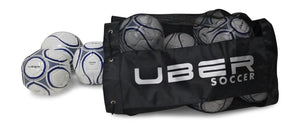 Uber Soccer Breathable Soccer Ball Bag - UberSoccer