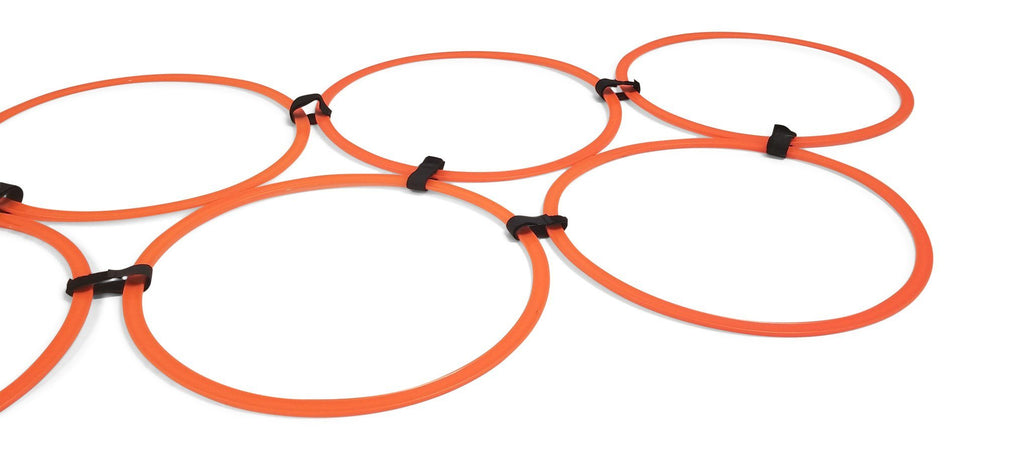 Uber Soccer Speed and Agility Hoops