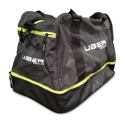 Uber Soccer Player Hold All  - Green and Black - UberSoccer