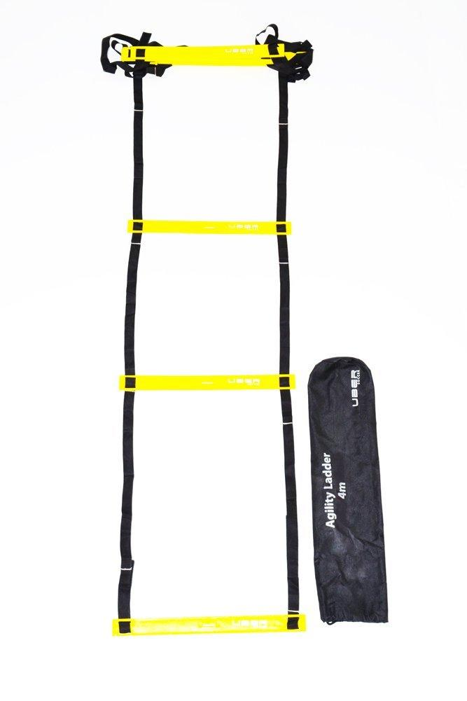 Uber Soccer Speed and Agility Training Ladder - Plastic Rung - 13 Feet