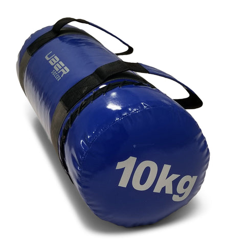 Uber Soccer Strength Training Bag - 10kg - Blue - UberSoccer