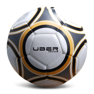 Uber Soccer Thermofusion Match Soccer Ball - UberSoccer