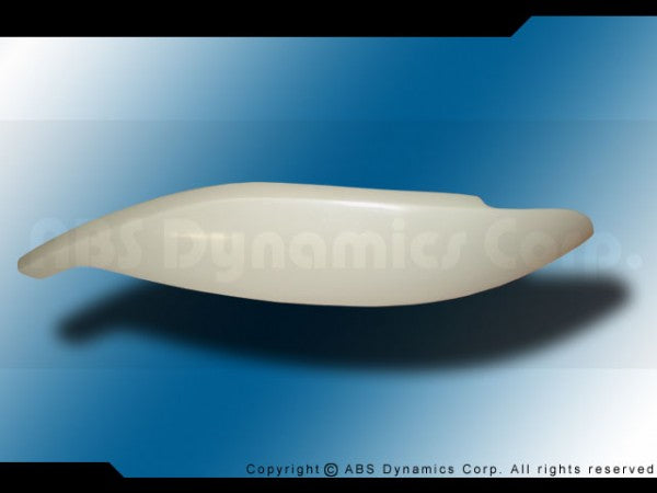 99-00 Honda Civic Eyebrow (plastic)