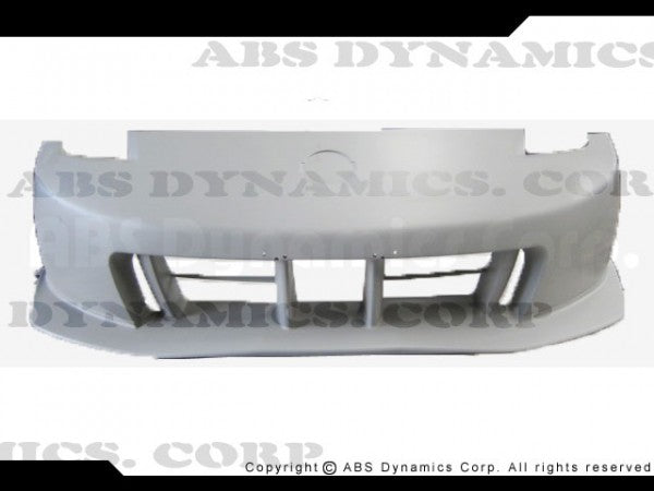 2003-2008 Nissan 350Z Nismo V.3 Style Front Bumper