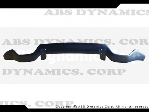 08-UP SUBARU STI 5D HATCH BACK R205 REAR DIFFUSER W/FRP