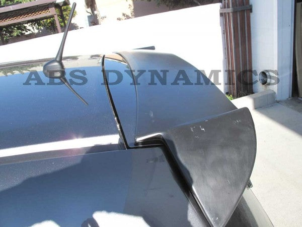 06-07 Honda Fit Roof Spoiler Spoon Style (carbon)