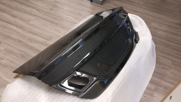 13-15 Honda Civic 4Dr USDM CARBON FIBER TRUNK