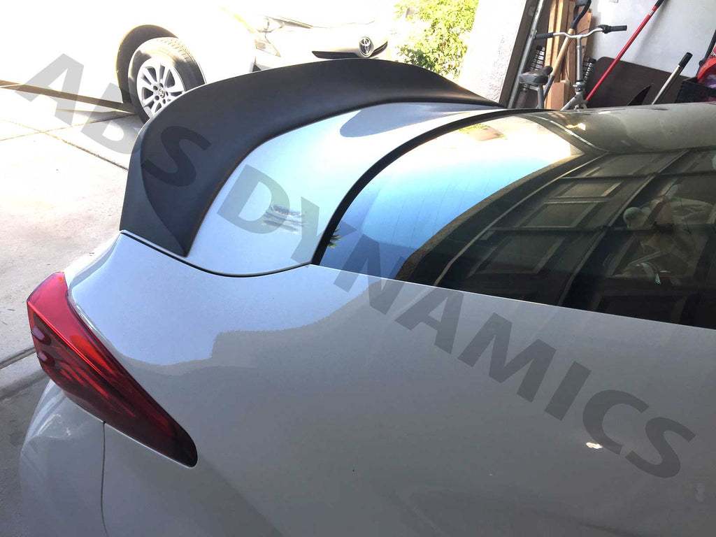 15-20 LEXUS RC200T/RC300/RC350 MATTE BLACK DT REAR TRUNK SPOILER WING UNPAINTED