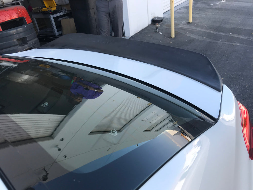 15-17 SUBARU WRX STI TRUNK DUCK TAIL SPOILER WING