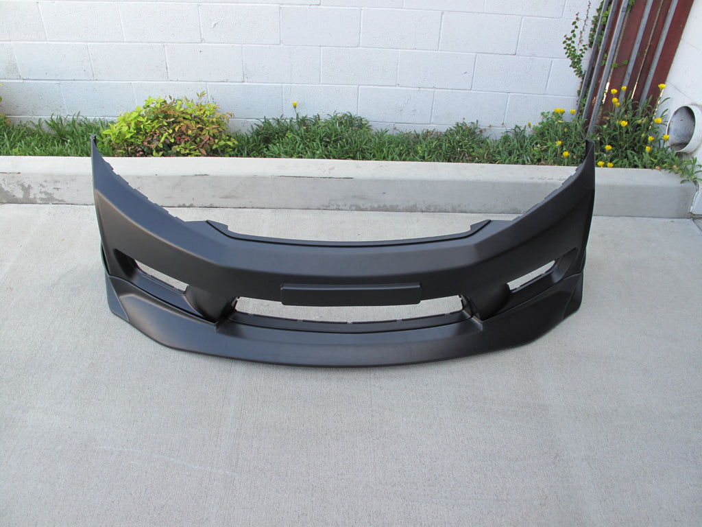 12-14 HONDA CIVIC 4DR JS STYLE FRONT LIP FOR TYPE-R FRONT BUMPER USE ONLY.
