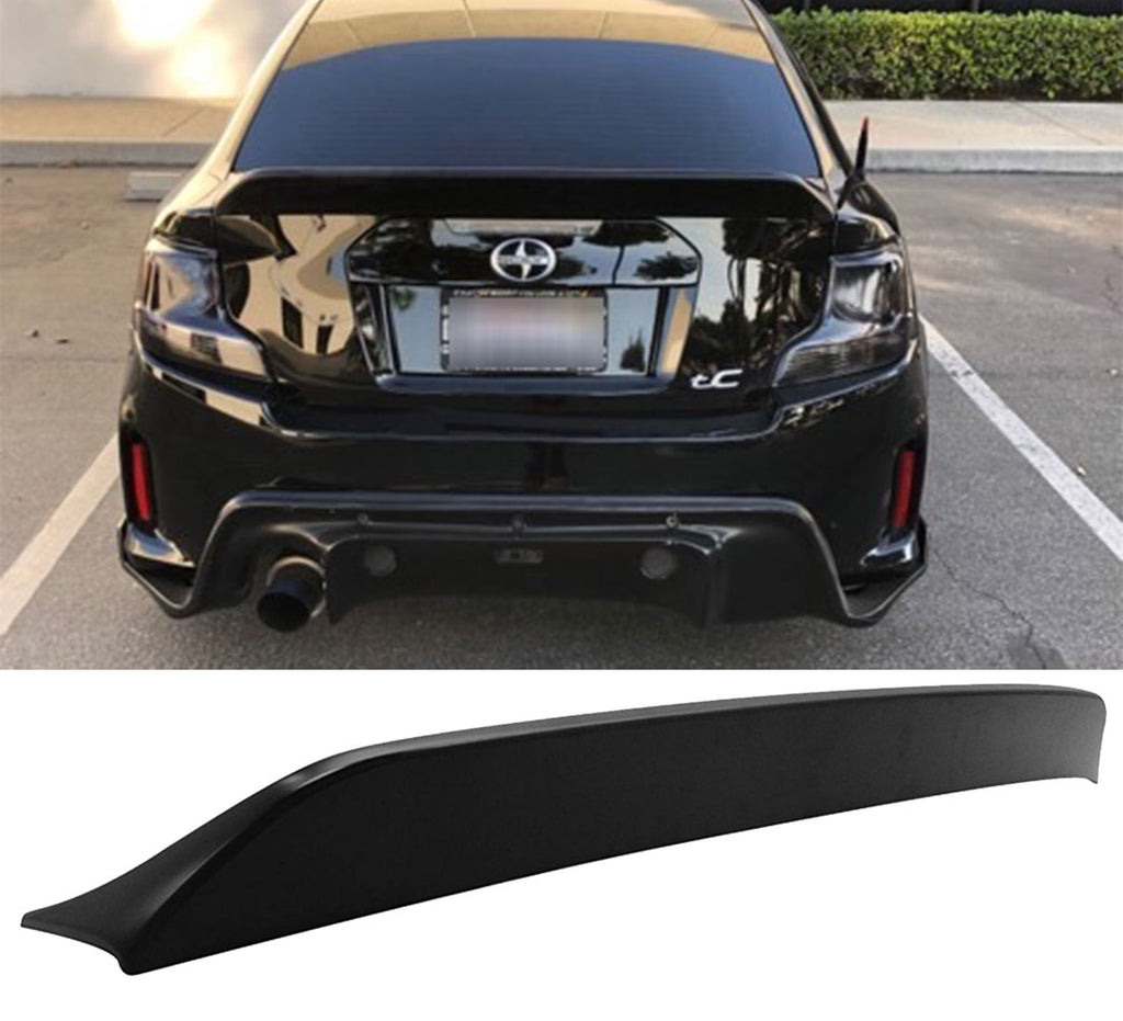 11-16 TOYOTA SCION TC DT STYLE REAR TRUNK SPOILER WING W/PRIMER FRP