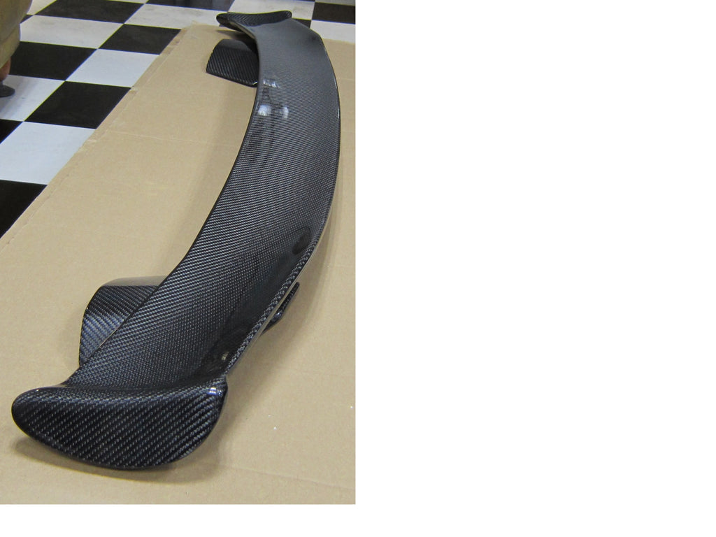 17-20 HONDA CIVIC 5DR SP PERFORMANCE ROOF SPOILER CARBON FIBER