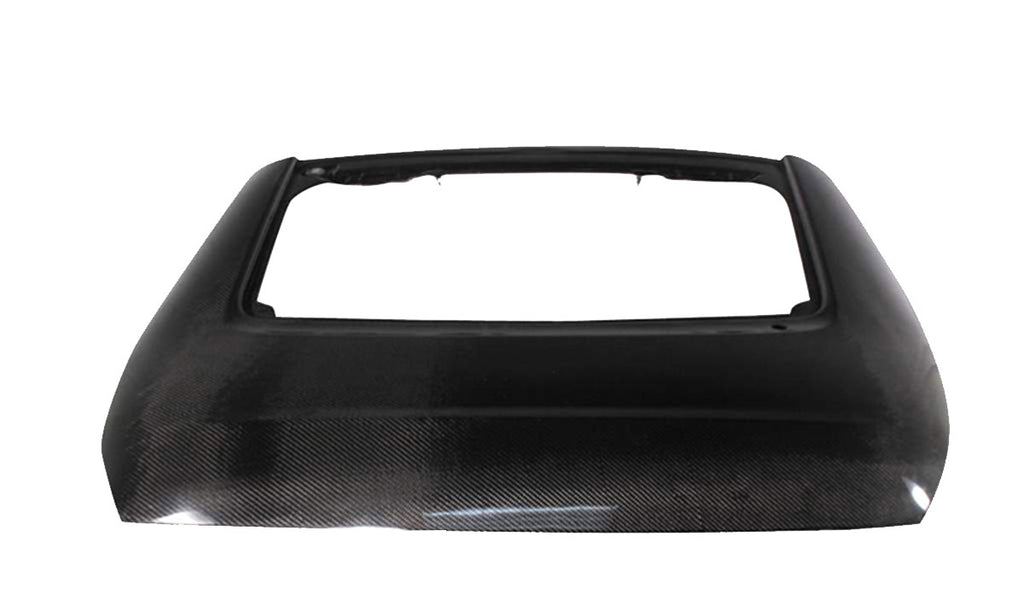 03-08 NISSAN 350Z Z33 CARBON FIBER REAR TRUNK LID