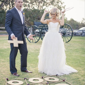 Giant Games for Weddings