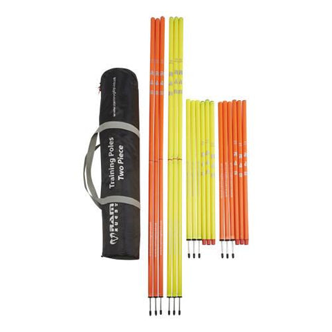 Ram Rugby Two Piece Training Poles - LawnGames