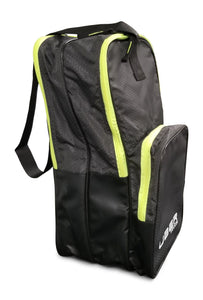 Uber Soccer Bootbag Select - Green and Black - LawnGames
