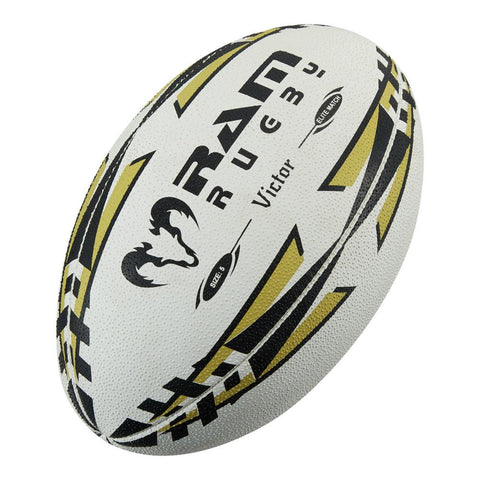 Ram Rugby Victor Elite Match Ball - LawnGames