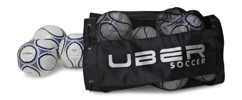 Uber Soccer Breathable Soccer Ball Bag - LawnGames