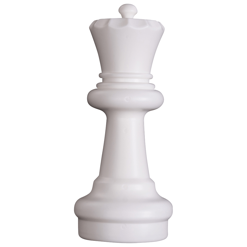 MegaChess 11 Inch Light Plastic Queen Giant Chess Piece