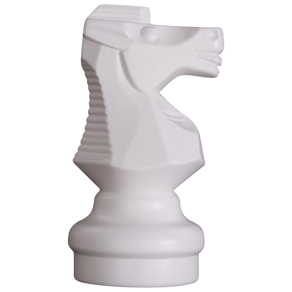MegaChess 12 Inch Plastic Giant Chess Set