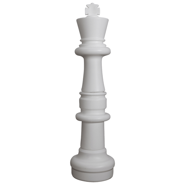 MegaChess 37 Inch Light Plastic King Giant Chess Piece