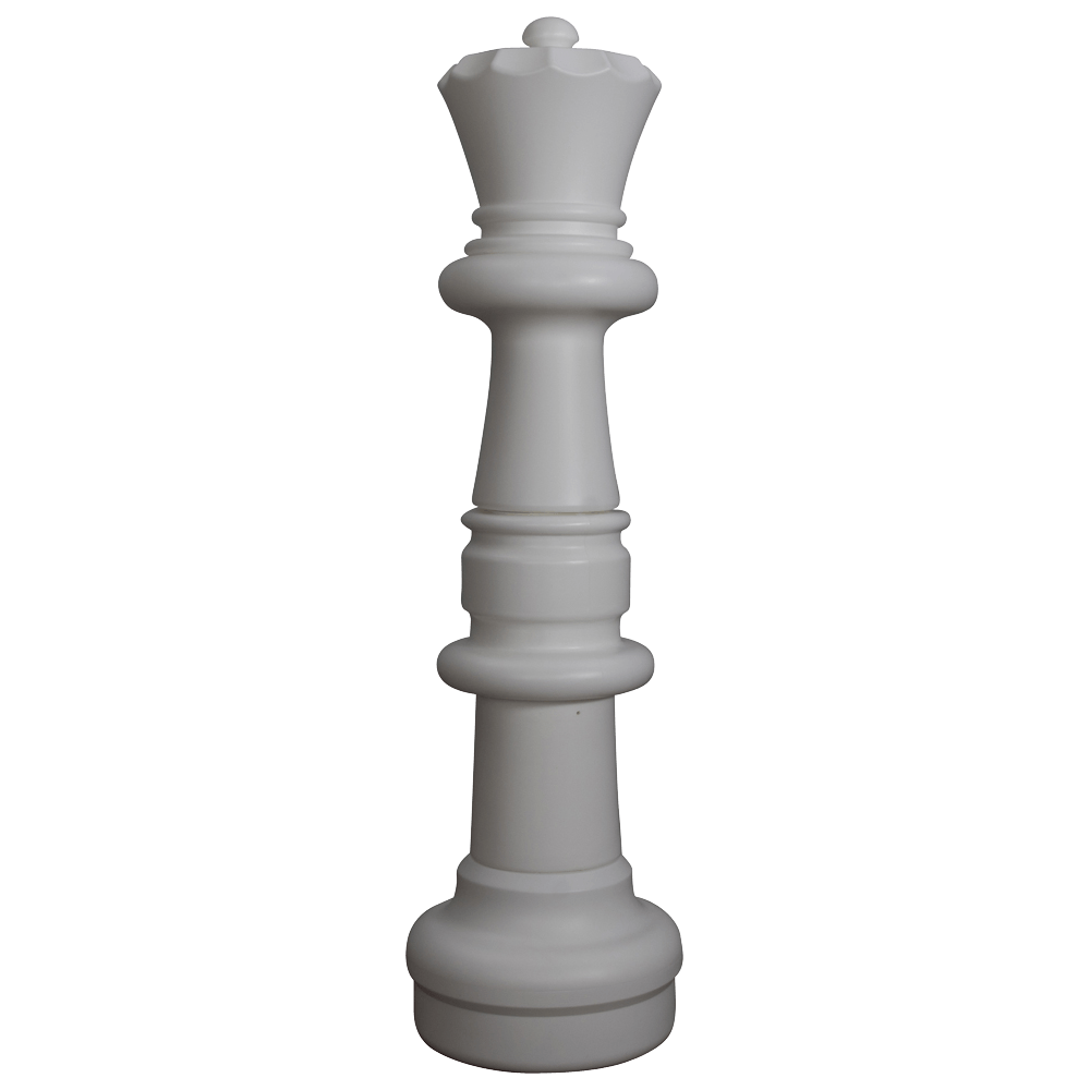 MegaChess 35 Inch Light Plastic Queen Giant Chess Piece