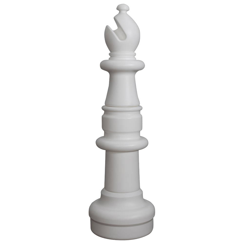 MegaChess 33 Inch Light Plastic Bishop Giant Chess Piece