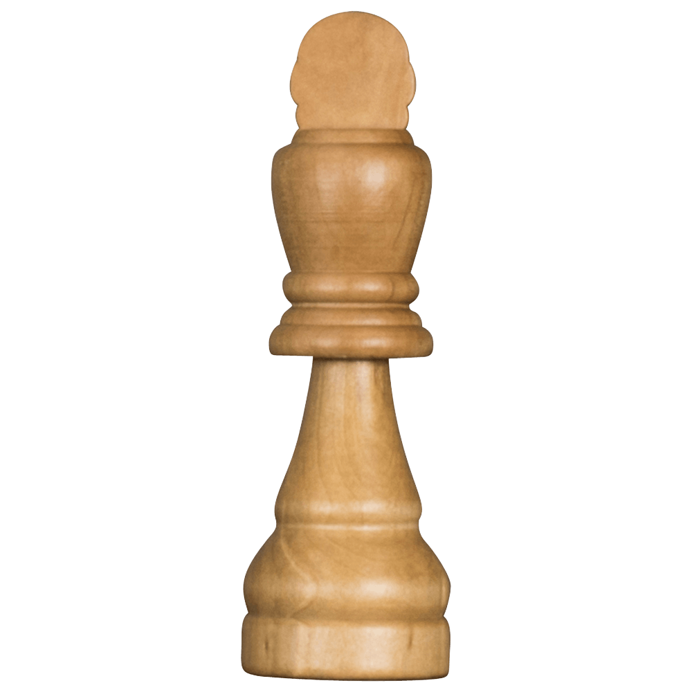 MegaChess 7 Inch Light Rubber Tree King Giant Chess Piece