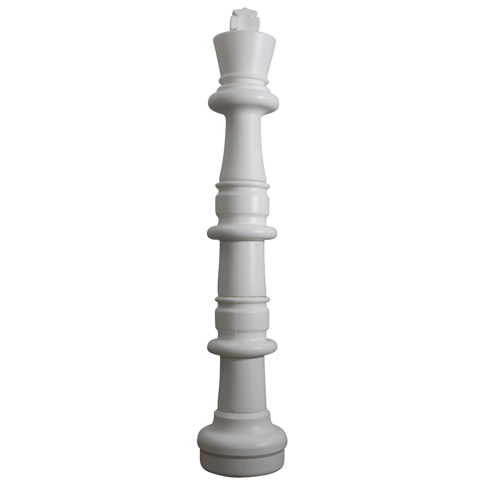 MegaChess 49 Inch Light Plastic King Giant Chess Piece