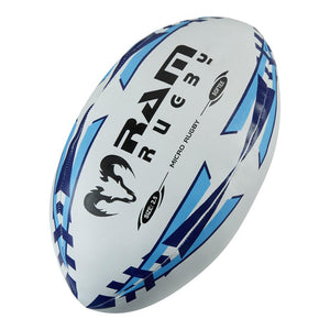 Ram Rugby Micro Softee Ball - Customized - LawnGames