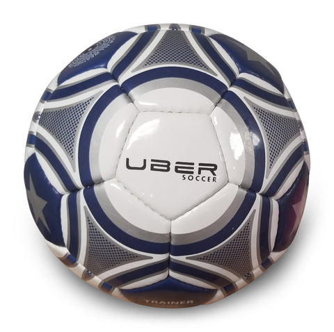 Uber Soccer Stars and Stripes Trainer Ball - LawnGames